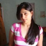 Beautiful and Cool Girl in  Jalandhar University's Hostel like Gulabo Style in Pink Dress